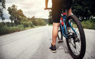 De belles gambettes ? On se muscle grâce au vélo !