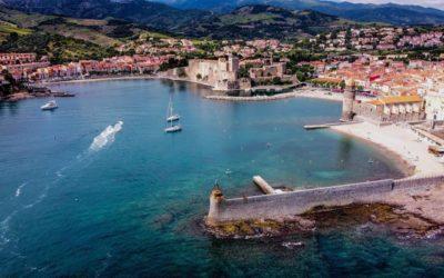 Collioure, un village de pêcheurs aux couleurs ensoleillées