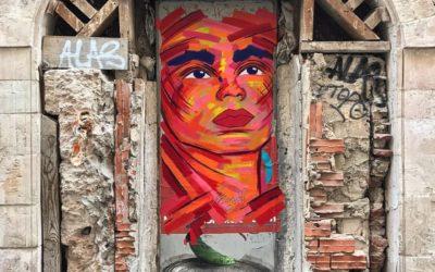 Les couleurs du street-art au Panier, Marseille : suivez le guide !