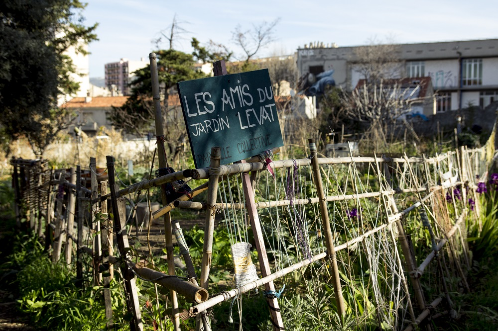 couvent Levat jardin