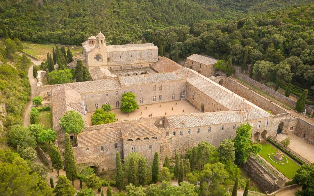 abbaye Fontfroide Narbonne