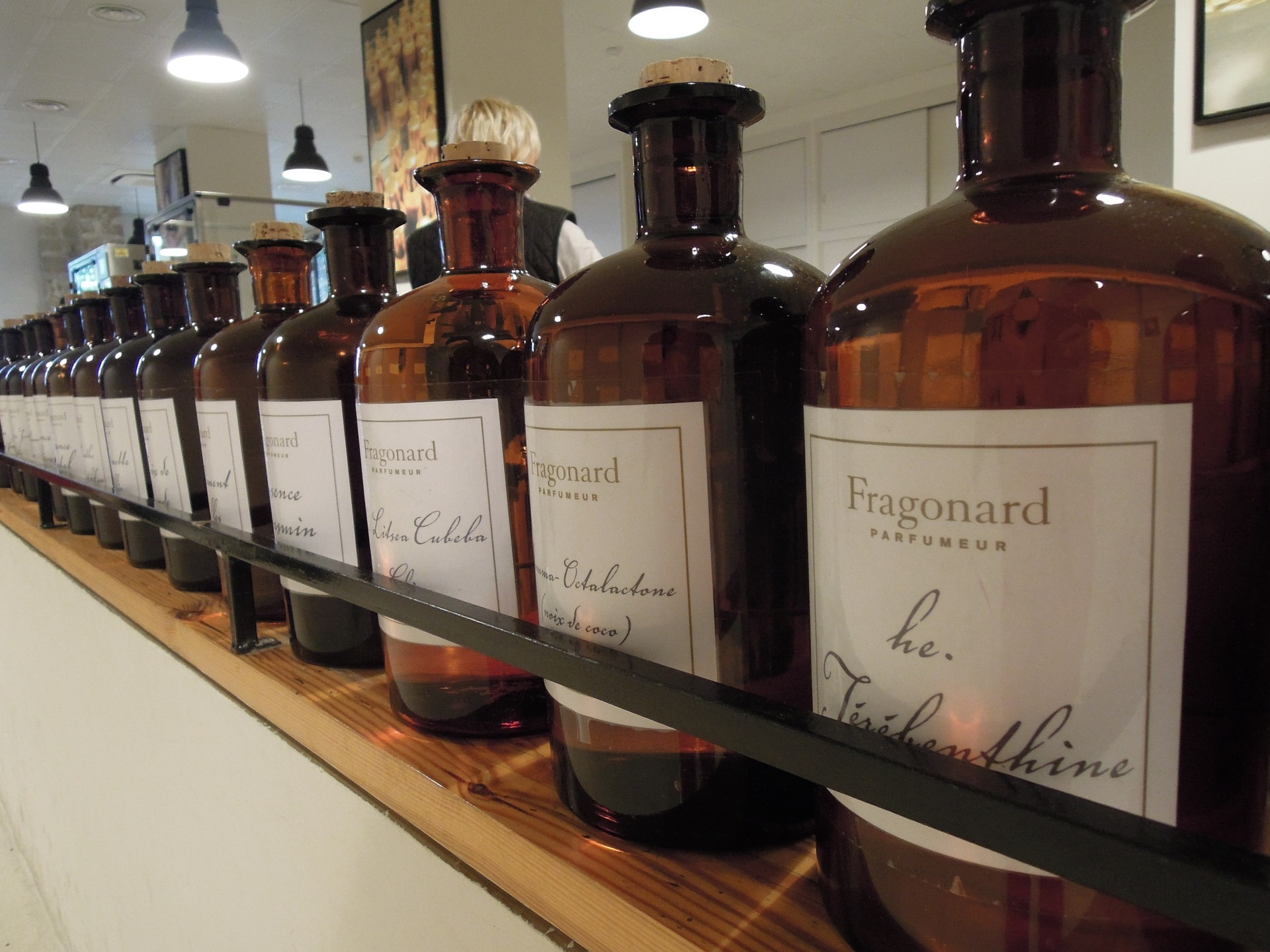 Fragonard Grasse parfum