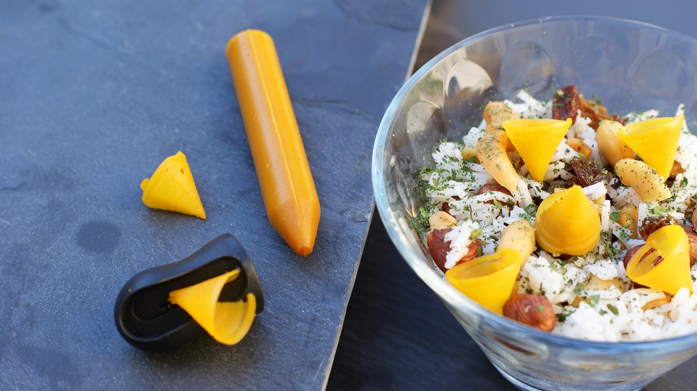 « Des Objets Comestibles Non Identifiés » pour assaisonner nos plats avec créativité !
