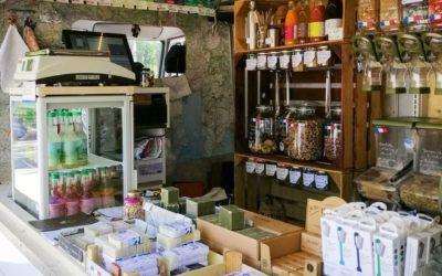 L'épicerie itinérante Le Gramme en vadrouille autour de Montpellier
