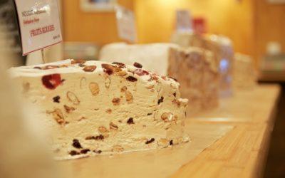 Les 13 desserts de Noël en cène