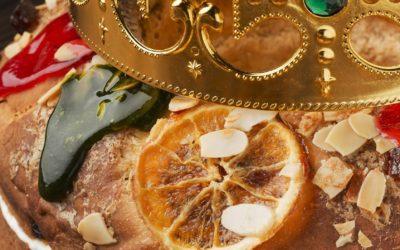 La brioche des rois aux fruits confits, couronnée reine de Provence pour l'Épiphanie
