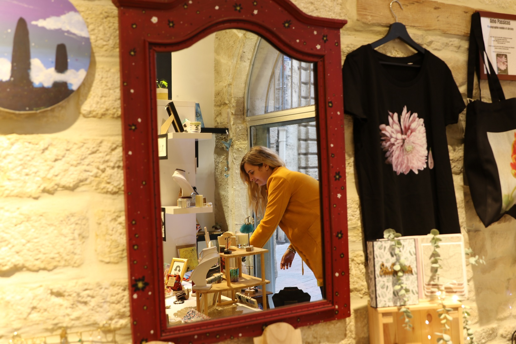 chinae concept store boutique Montpellier créateur